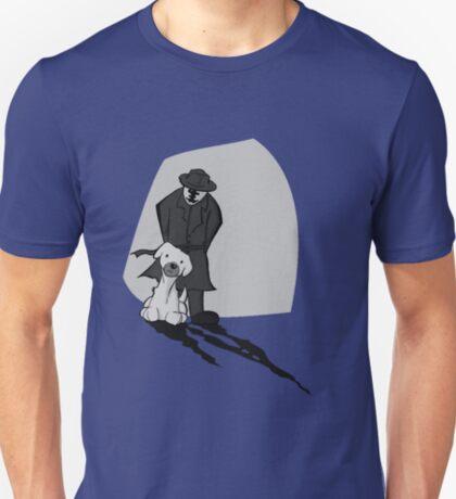 Rorschach and dog T-Shirt