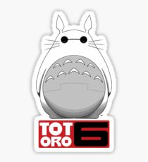 Totoro 6  Sticker