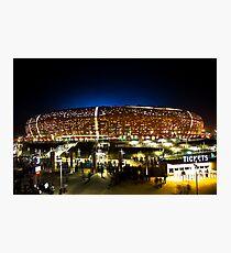 FNB Stadium - National Stadium (Soccer City) - The Crowd Photographic Print