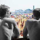 BACKS TO THE SUN by Anthony JV Rufolo