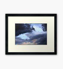 Awake O North Wind! Framed Print