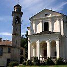 Santuario Madonna del Sasso by sstarlightss