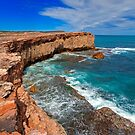 Cliffs of Innes by Dale Allman