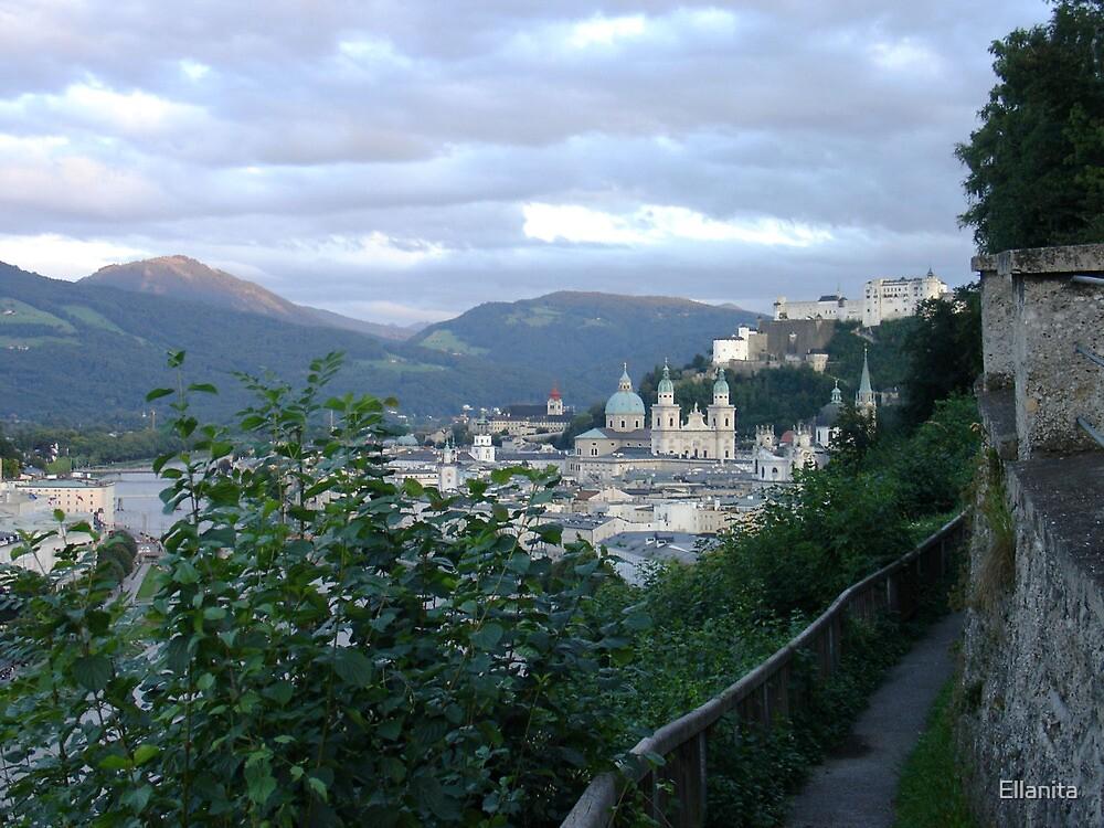 Salzburg Nostalgic Walk by Ellanita