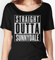 Sunnydale Represent! Women's Relaxed Fit T-Shirt