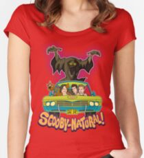 ScoobyNatural Baby V2 Fitted Scoop T-Shirt