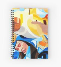 Introspection  Spiral Notebook