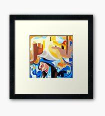Introspection  Framed Print