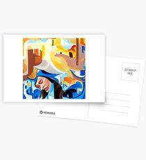 Introspection  Postcards