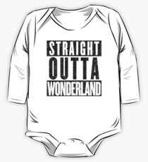 Wonderland Represent! One Piece - Long Sleeve