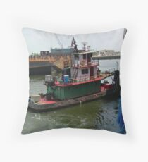 The Mary E Throw Pillow