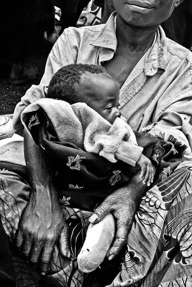 Pygmy Woman: Bread of life by Melinda Kerr