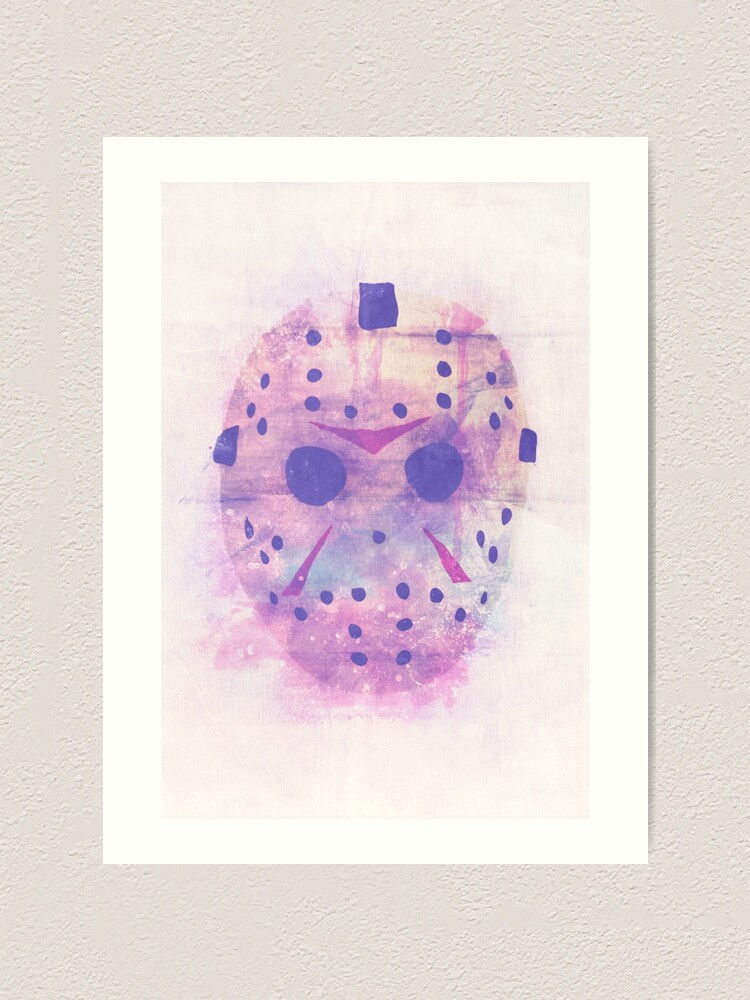 Alternate view of Friday the 13th Art Print