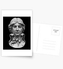 Louis Antoine de Saint-Just  portrait Postcards