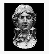 Louis Antoine de Saint-Just  portrait Photographic Print