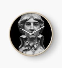 Louis Antoine de Saint-Just  portrait Clock