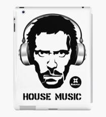 House Music iPad Case/Skin
