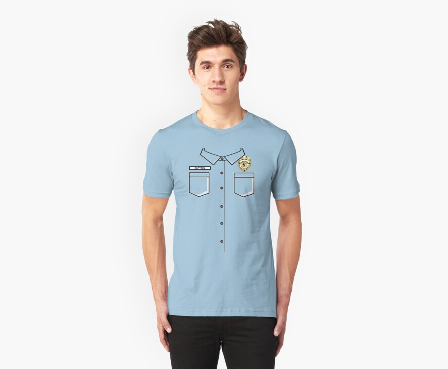 T-Shirt Cop by boltage69