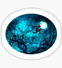 Halloween T Sticker