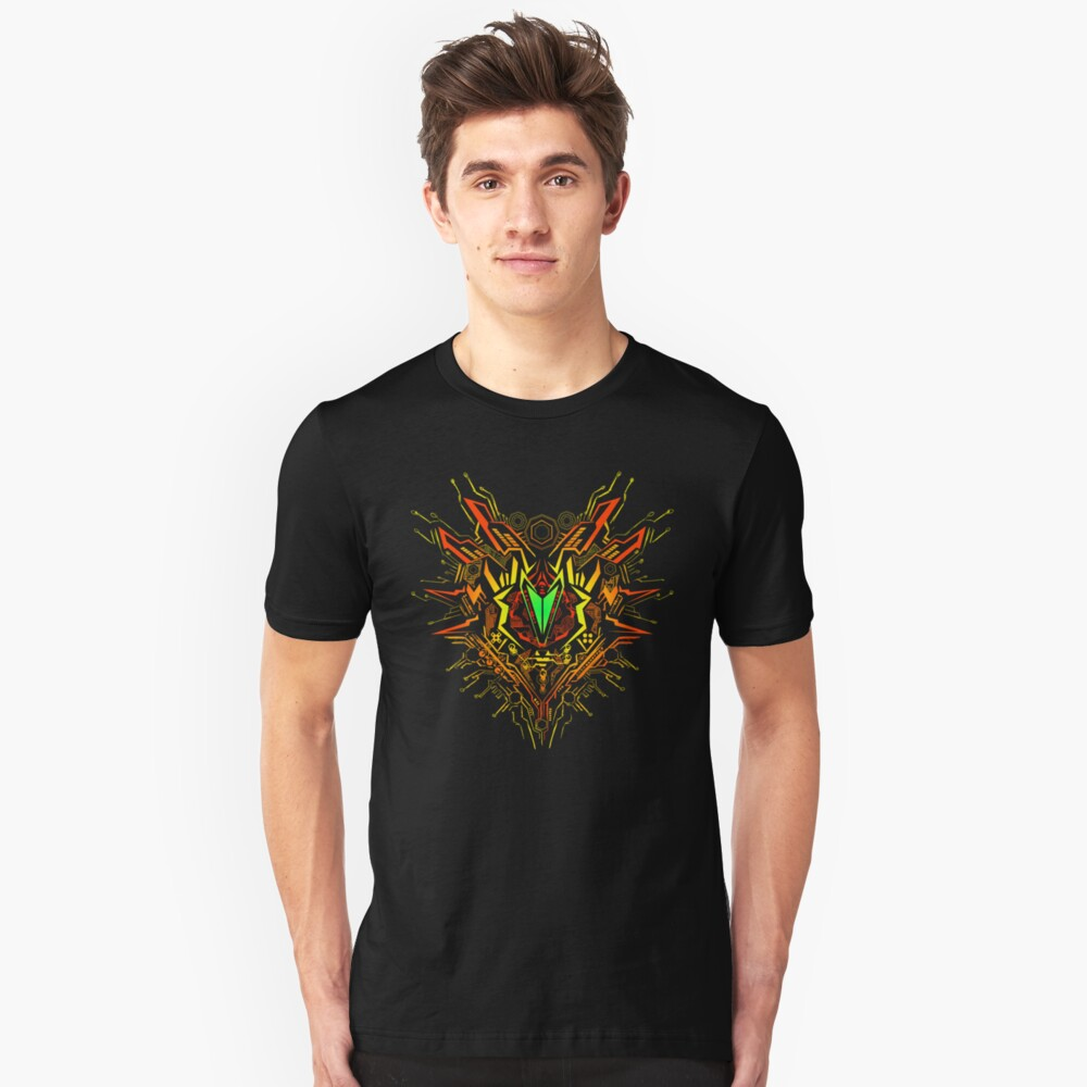 Samus = Win Slim Fit T-Shirt
