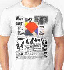 Wat is Dada ? Unisex T-Shirt
