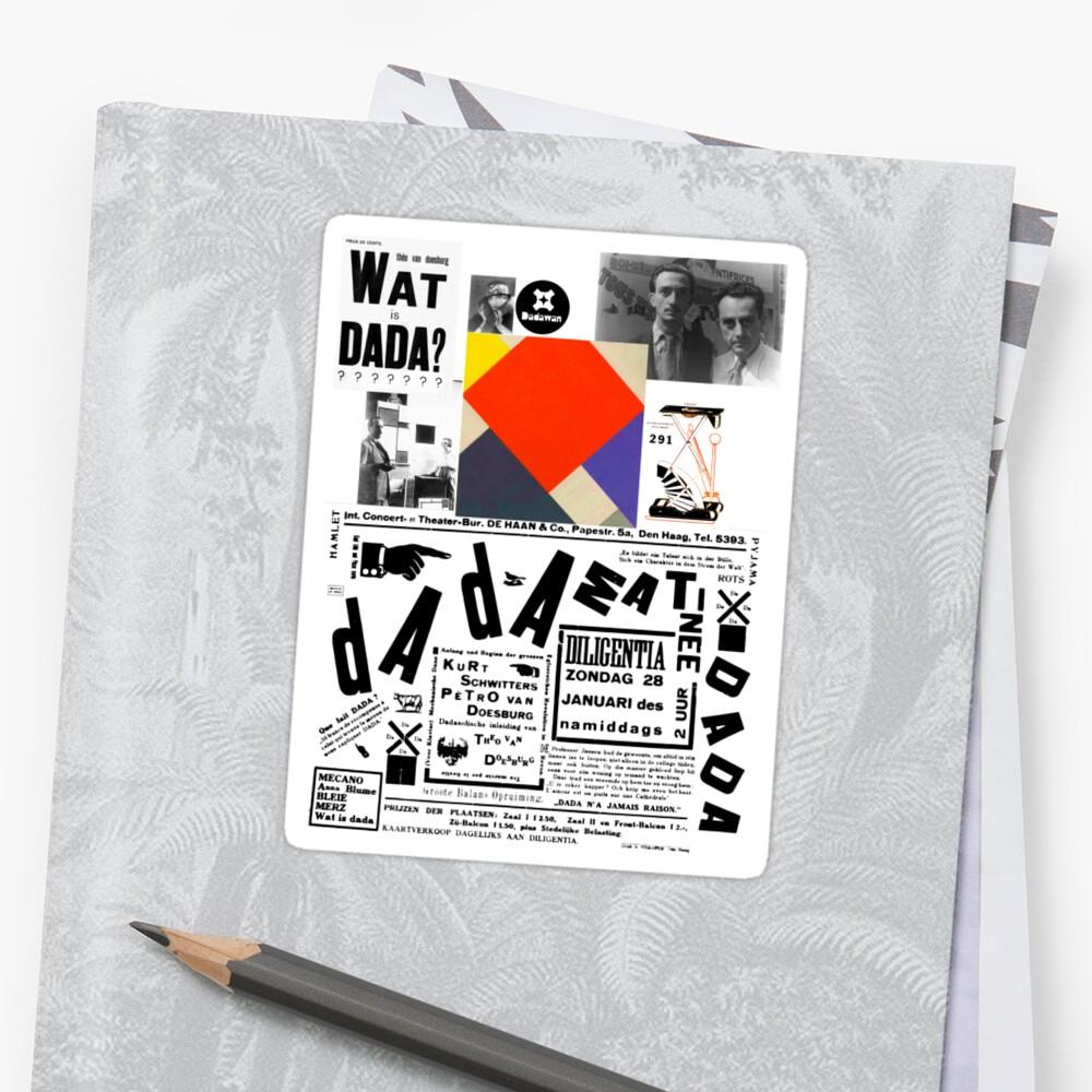 Wat is Dada ? by dadawan