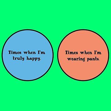 Venn diagram geek funny nerd by sayasiti