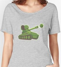 Peas and Tanks Women's Relaxed Fit T-Shirt