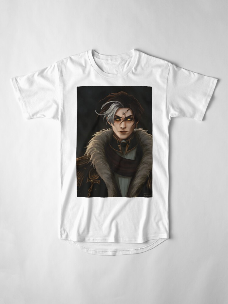 Alternate view of Emperor Long T-Shirt