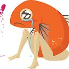 Fishbutt: Orange: Heartbroken by Mina Roy