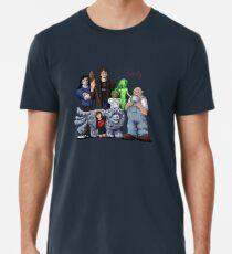 Dresden Files Family Portrait Premium T-Shirt