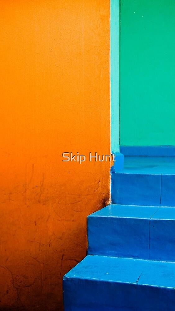 Creamsicle by Skip Hunt