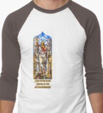 Angel of the Resurrection - Tall Men's Baseball ¾ T-Shirt