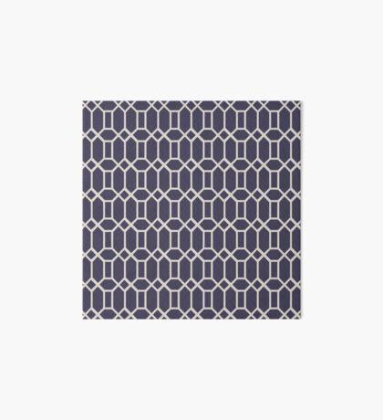 Octagonal Tiles (Patterns Please) Art Board Print