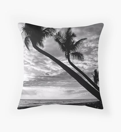 Pacific Paradise Throw Pillow