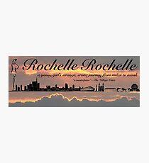 Rochelle Rochelle Banner - Seinfeld Photographic Print