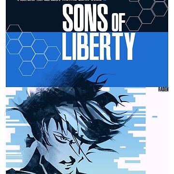 Liberty - Metal Gear  by CuriousityShop