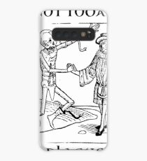 Not Today, Plague Case/Skin for Samsung Galaxy