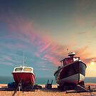 Two boats by mistermoog
