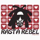 RASTA REBEL by Hendrie Schipper