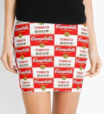 Campbell's Soup Mini Skirt