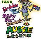 You Aussie Legend by bleedart
