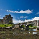 Eilean Donan Castle by Mark Robson