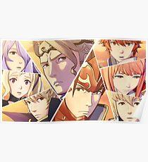 Fire Emblem: Fates Poster