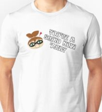 YER A SQUID 'ARRY T-Shirt