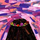 Pink Sunsets and Flower Crowns by Jennifer Frederick