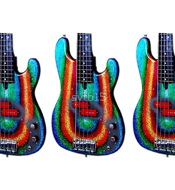 Kirk Powers - Custom Alleva Coppolo kbp5 Bass by svtb15