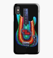 Kirk Powers - Custom Alleva Coppolo kbp5 Bass iPhone Case