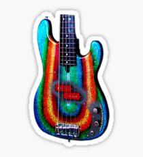 Kirk Powers - Custom Alleva Coppolo kbp5 Bass Sticker