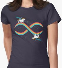 Infinite Magic! Womens Fitted T-Shirt
